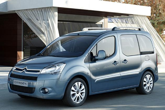 2008. g. Berlingo Multispace
