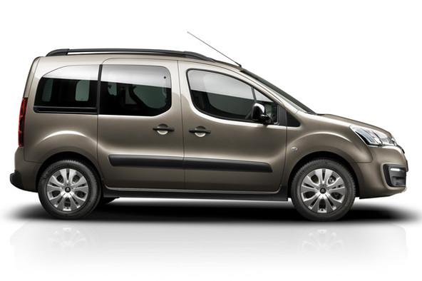 2015. g. Berlingo Multispace XTR profils