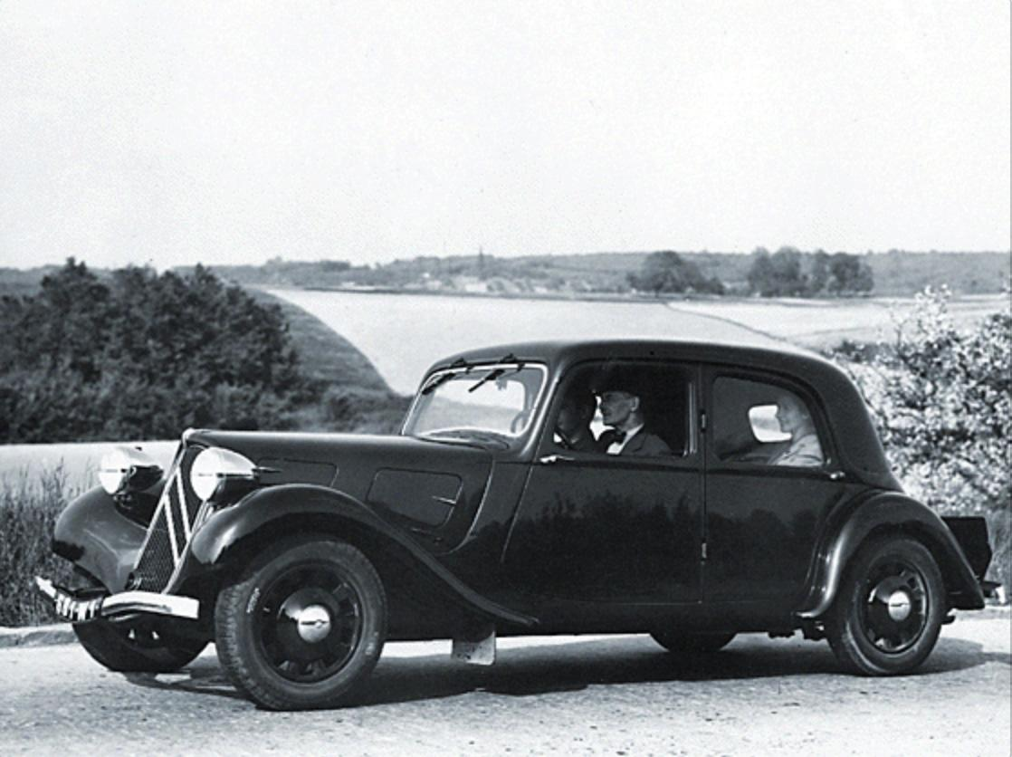 1938. g. Traction 11BL
