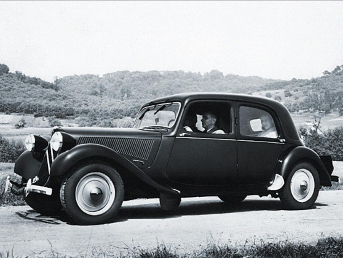 1950. g. Traction 11BL